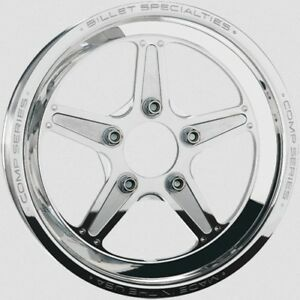 Billet Specialties Csf035356117 Wheel Comp 5 Bolt On Polished