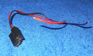 1969 Cougar Hardtop Convertible Xr7 Eliminator Seat Belt Light Relay Wiring Plug