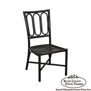 Barbara Barry For Mcguire Side Chair