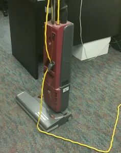 Minuteman Phenom Dual Motor Commercial Upright Vacuum Cleaner 18