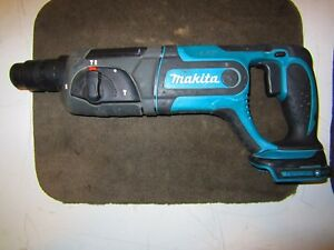 Makita 18v Lxt Lithium ion 7 8 Rotary Hammer Sds Plus Bits bhr241