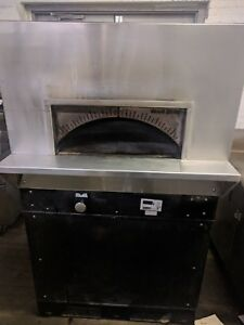 Woodstone 4343 Bistro Stone Hearth Pizza Bake Oven Ws bl 4343 rfg Natural Gas