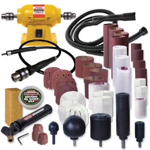 Special Save 36 00 Guinevere Premium Sanding Polishing System 11305 2