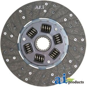 102093as Clutch Disc For White oliver Tractor 77 88 770 880 Super 77 Super 88