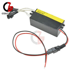 2pcs Spare Inverter Ballast For Ccfl Angel Eyes Halo Rings 4 Outputs Male Kit