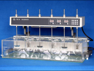 0dissolution Tester Tablet Capsule Dissolution Tester Eight Vessels Rc 8 B