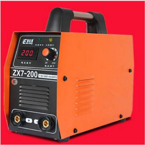 220v Zx7 200 Dc Inverter Welding Equipment Portable Welder Machine B