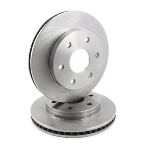 Front Disc Brake Rotor Pair Kit Fit For Suburban Truck Cadillac Chevy