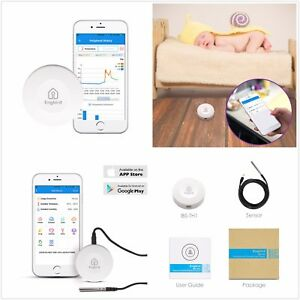 Inkbird Bluetooth Record Temperature Humidity Data Logger Drug Storage Baby Room