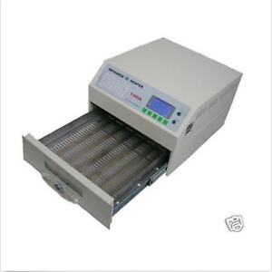 T962a Infrared Smd Bga Ic Automatic Large Reflow Oven New B