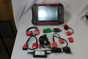 Snap On Verus Diagnostic Tool Vehicle Scanner Eems323 W Personality Keys