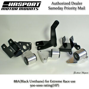 Hasport Mounts Kit K Series K20 K24 Engine Swaps Into 96 00 Honda Civic Ekk1 88a