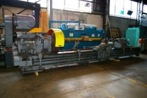 36 X 16 Leblond Heavy Duty Engine Lathe