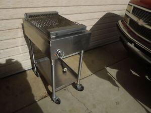 Wells Manufacturing Electric Commercial Charbroiler