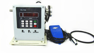 New Computer Controlled Coil Transformer Winder Winding Machine 0 03 1 8mm B