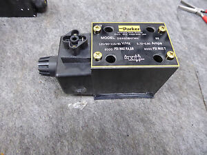 New Parker Directional Valve D3w20bnywh