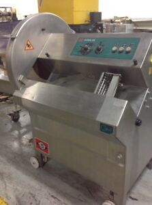 Treif D 57641 Puma ce Industrial commercial Automatic Meat Slicer W conveyor Ym