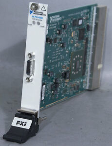 National Instruments Ni Pxi 8360 Mxi express X1 Remote Module Interface Card