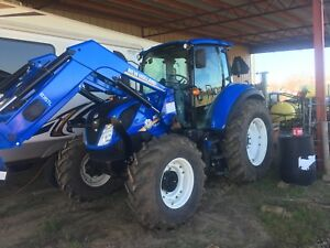 New Holland T5 120 Tractor