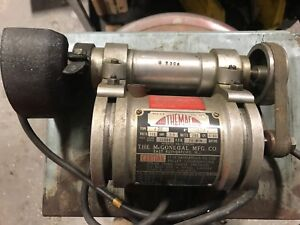 Themac J35 Tool Post Grinder 110v Model 3741 Very Good Condition