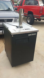 True Tdd 1 Single Tap Draft Beer Dispenser Kegerator