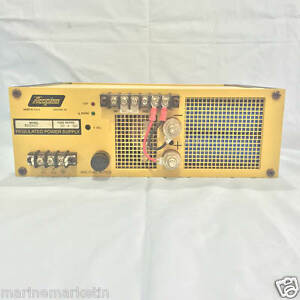 Acopian Rd24g7 Regulated Power Supply Made In Usa Input 110 Volts Ac Output 24