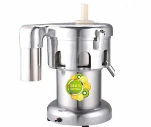 New Professional Commercial Juice Extractor Vegetable Juicer double Blades B