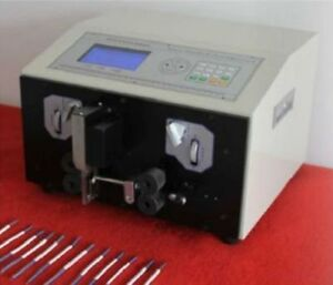 New Swt508 ht Flat Sheathed Cable Computer Wire Cutting Stripping Machine