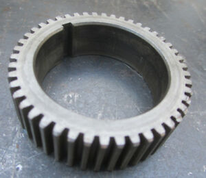 Logan 11 Lathe 46 Tooth Main Spindle Drive Gear Free Shipping