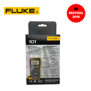 Fluke 101 Basic Pocket Digital Multimeter Genuine English Version