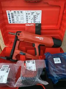 Hilti Bx 3 Me Battery Actuated Fastening Tool With 2 Batteries And Charger