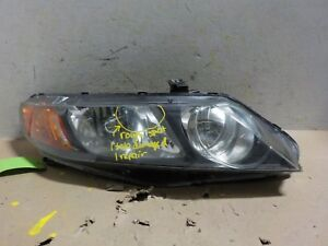Passenger Right Halogen Oem Honda Civic Sedan 2006 2011 Headlight Lamp J1814