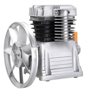 Industrial 12cfm Twin Cylinder Air Compressor Pump Suitable For 3hp Us