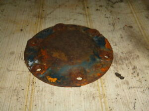 Minneapolis Moline Belt Pulley Cover For U Ub G