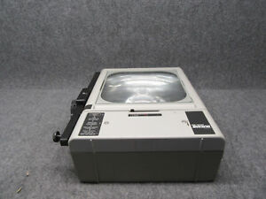 Dukane 663 Professonal Overhead Projector 28a663 tested Working