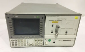 Hp 70004a 70820a Dc To 40 Ghz Microwave Transition Analyzer