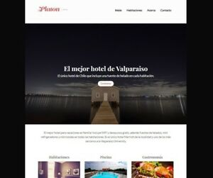 Website Design Wordpress Simple Basic
