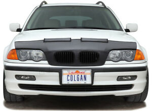 Front End Bra colgan Sports Bra Carbon Fiber Fits 99 00 Honda Civic