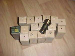 18 Nos In Boxes Brown Sharpe 11 Precision Collet Lot 1 8 27 32 Usa