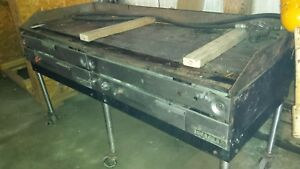 Garland Propane Natural Gas Flat Top Griddle 72 Commercial Flattop Grill