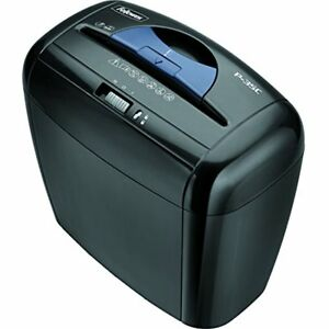 Powershred P 35c 5 sheet Cross cut Paper And Credit Card Shredder With Safety