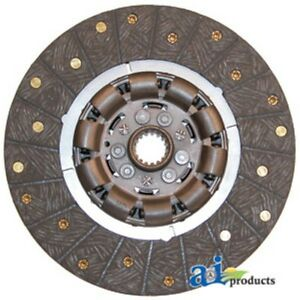 A36147 Clutch Disc For Case ih Tractor 430 431 440 530 531 540 541 630 634 640