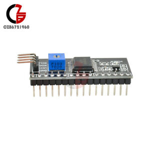 New Iic i2c twi spi Serial Interface Board Module Port For Arduino 2004 Lcd