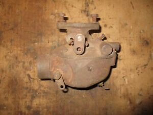 Marvel Schebler Carburetor For Allis Chalmers Wd 45 D 17 Carb Tsx 464