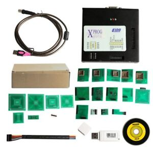 X prog V5 60 Obd2 Ecu Programmer Tool Xprog m Box With Usb Dongle
