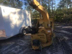 Wood Chipper Vermeer Bc625 For Sale