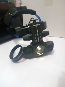 Wireless Indirect Ophthalmoscope With 20 Lens Accessories Kfw s54