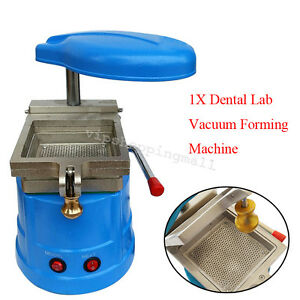 Dental Vacuum Forming Molding Machine Former Thermoforming Machine Lab Device Ce