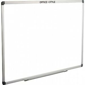 Office Style 24x36 Whiteboard Stainless Steel os 2436wbss 916