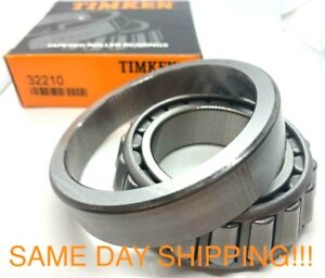 Timken 32210m 90km1 Tapered Roller Bearings Assembly Same Day Shipping